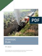 scrm strategic report