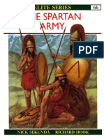 Osprey the Spartan Army