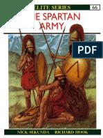 Osprey the Spartan Army