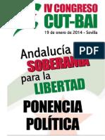 IV CONGRESOponenciapolitica (1)