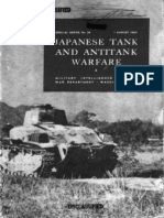Us Army - Enemy Weapons - Japanese Tank and Antitank Warfare