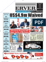 Liberian Daily Observer 01/06/2014