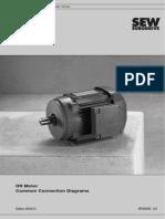 Diagrama de Conexion Motores Sew