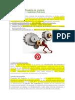 Perfil Tecnico de Proyectos de Inversion