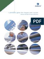 Broschuere Unternehmensrisiko F