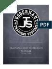 JTS Training Manual 1
