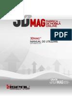 3dmag Manual de Utilizare
