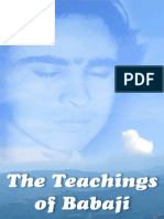 2263388 the Teachings of Babaji