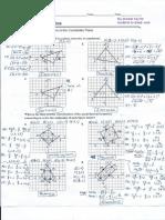 Geometry 6-6 Worksheet