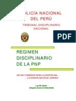 ___Ley del  Régimen Disciplinario de la POLICIA LEY Nº 29356 LRD