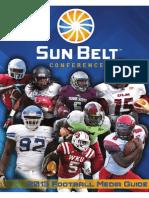2013 Ncaa Sun Belt Conference