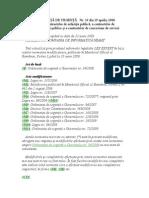 ORDONANŢĂ DE URGENŢĂ   Nr 34/2006 privind