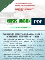 1.Crisis Ambiental i