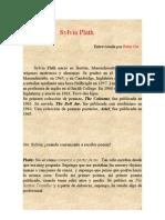 Sylvia Plath - Entrevista