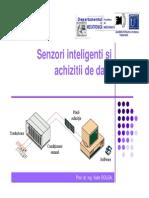 Senzori si achizitii de date 2