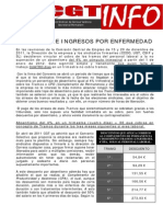 Descuentos Por Enfermedad 2013