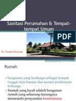 IKM Sanitasi Perumahan & Tempat-Tempat Umum