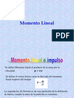 4Momento Lineal