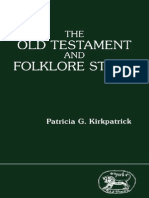KIRKPATRICK The Old Testament and Folklore Study