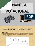 5 Dinámica Rotacional