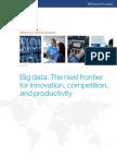 McKinsey's Big Data Full Report