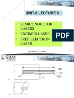 lECTURE 5 Semiconductor,Excimer