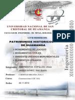 Trabajo 02-Patrimonios Culturales