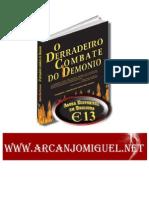 O Derradeiro Combate do Demónio - Padre Paul Kramer