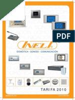 INELI Tarifa 2010 sonido domotica.pdf