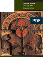 44754066 Painted Wood History and Conservation
