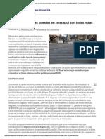 ESPAÑA, Las multas puestas en zona azul son todas nulas de pleno derecho _ DESPERTARES - La revolución pacífica