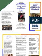 fall 2010 echd brochure