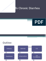 App Chronic Diarrhea