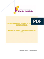 Mujeresdelsur Enel Discursoinformativo