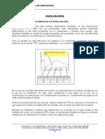 Manual de Osciloscopio