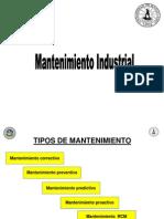 Mantenimiento Industrial Parte 2.Ppt