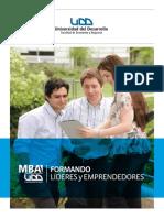 Brochure MBA UDD Web