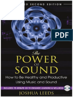 The Power of Sound - Josua Leeds