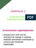 CAPITOLUL 2 Comunicare organizationala