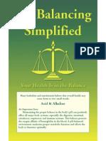 Ph Balance simplified