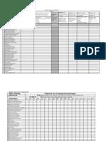 Copy of SJK Yr 3 Assessment Tick Sheet