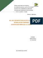 Estratégias Johana Pacheco