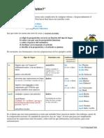 A1 Praepositionen Wohin INFO v.1.11 CAST