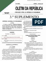 Codigo Do IVA