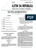 Lei n.º 22_2009_Lei de defesa do Consumidor