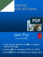 Global Jota-joti Game