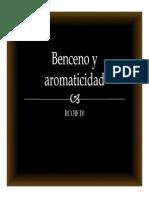 Benceno y Aromaticidad