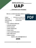 Manual de Procedimiento - sistema