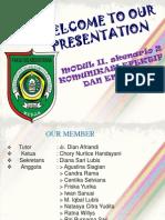 Panel presentasion