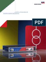 FRAnalyzer Brochure ESP
